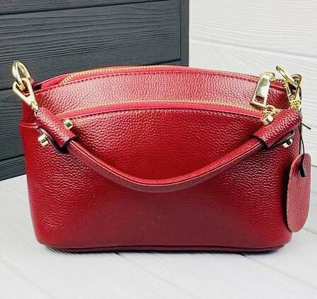 Міні сумка жіноча шкіряна. Сумочка жіноча з натуральної шкіри