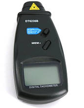 Тахометр DT6236B (лазерний і безконтактний) (SM6236E)