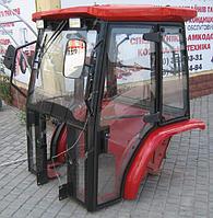 Кабіна універсальна тракторна (до тракторів FT, ДТЗ, DW 24-40 л. з)