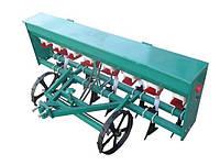 Сівалка зернова 8-рядна С3-8Д для мотоблоків і міні-тракторів (з бункером для добрив)