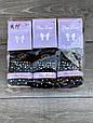 Дитячі підліткові колготки бавовна Pier Lone з стразами для дівчат 9,11 року 6 шт. в уп. чорні, фото 6