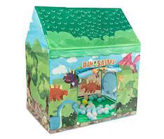 Дитячий ігровий намет Metr plus Динозаври