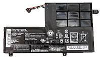 Аккумулятор для ноутбука Lenovo L14M2P21 Ideapad 300S / 7.4V 3900mAh / Original Black, фото 1