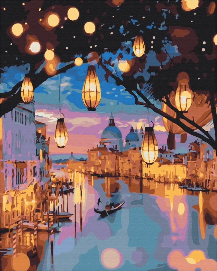 Нічні вогні Венеції