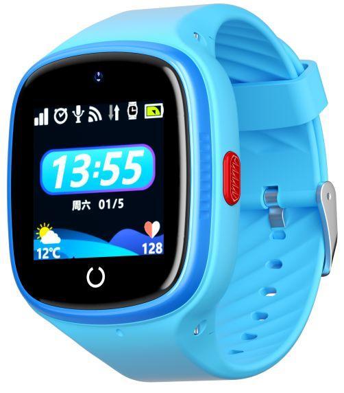 Детские умные часы (с GPS) Havit HV-KW10 Blue