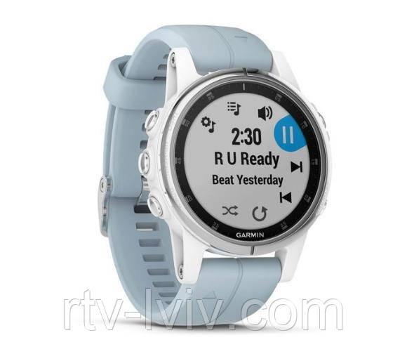 Годинник Garmin Fenix 5S Plus