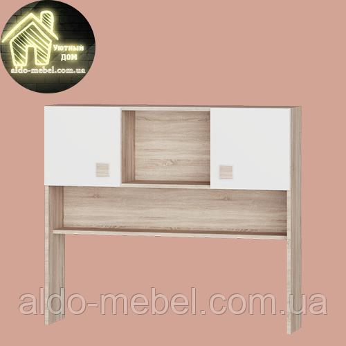 Надстройка для компьютерного стола Соната  (1100*245*960) Эверест
