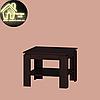 Журнальний стіл,столик Соната 610 (610*610*460) Еверест, фото 3