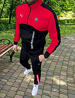 Спортивный костюм Puma bmw. Мужской спортивный костюм puma bmw motorsport.Чоловічий спортивний костюм Puma bmw