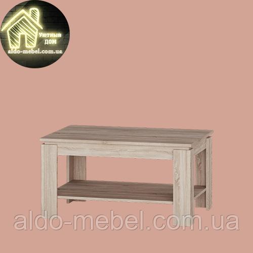 Журнальный стол,столик Соната 910 (910*610*460) Эверест