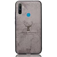 Чохол Deer, Case для Realme C3 Grey