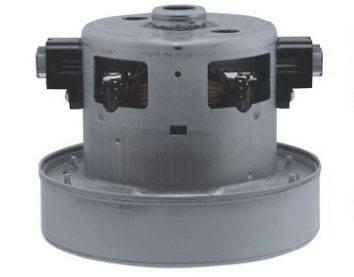 Двигатель пылесоса Samsung VCM-K60EUAA (1670W, H=108 мм, D=121 мм) - DJ31-00120F (оригинал)