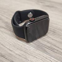 Смарт часы T500 Plus (Smart Watch) черные Умные часы Фитнес браслет