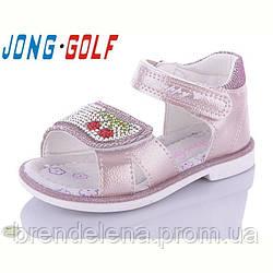 Босоножки для девочки Jong•Golf  р22 -27 (код 2009-00)