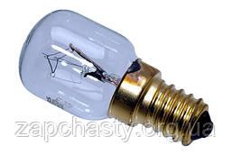 Лампочка для духовки, Philips 10019066, E14 25W/300° 25*56 mm