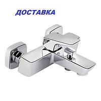 Дизайнерський змішувач для ванни QT Náměstí 3025102DC, фото 1