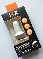 Адаптер CAR USB HC1 9001 с вольтметром