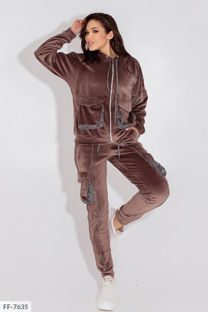 Прогулочный костюм FF-7635