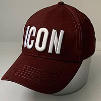 Бейсболка летняя кепка ICON, фото 1