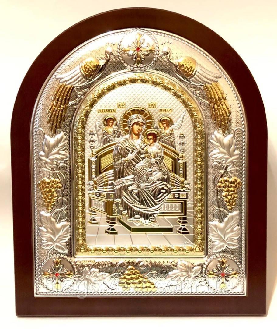 Икона Всецарица 31х37