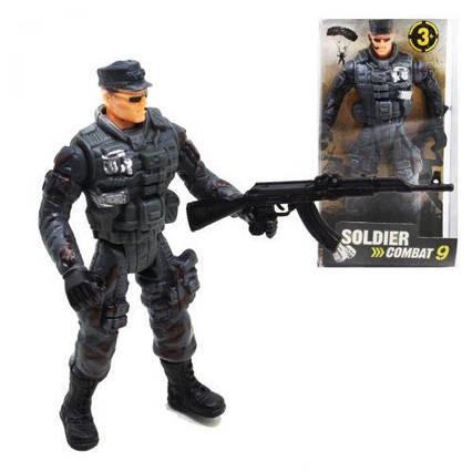 """Игровая фигурка-солдатик """"Combat"""", вид 4 81-50A"""