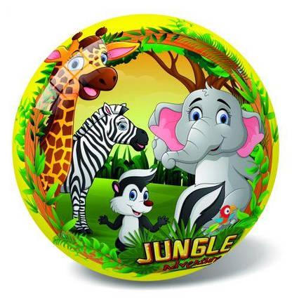 """Мячик """"Приключения в джунглях"""", 23 см 11/3045"""
