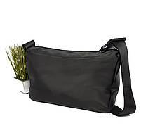Жіноча сумка крос-боді поліестер чорна Арт.402 black Suliya (Китай)