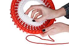 Набор для творчества Same Toy Style to me Круговая вязальная машина (553-7Ut), фото 3