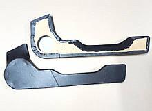 Карман обивки двери ВАЗ-2108-099 под динам.R13 (черный) (Б.Ц. Автокомфорт)