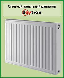 Стальной радиатор Deytron класс 11  500H х 800L б. п.