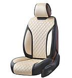 Чохли 3D з алькантари Elegant Torino на передні та задні сидіння автомобіля EL 700 124 бежеві, фото 2
