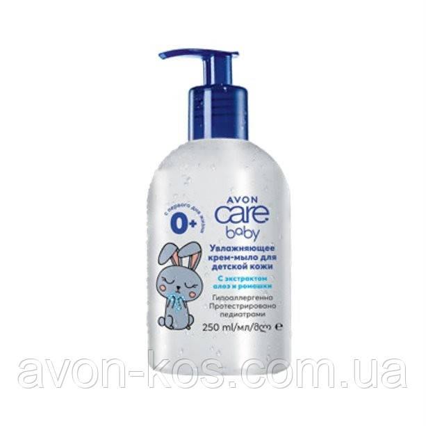 Зволожуючий крем-мило для дитячої шкіри, AVON Baby Care,250 мл,