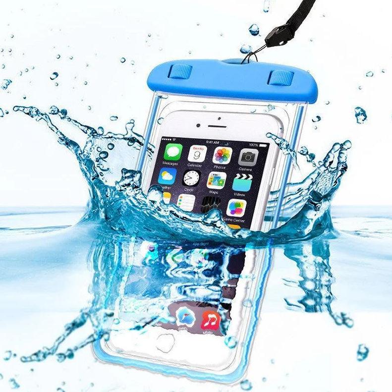 Универсальный водонепроницаемый чехол для телефона и документов Waterproof case EL-1295
