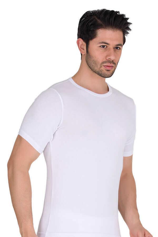 Футболка мужская Berrak модал белая