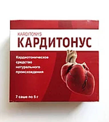 Кардитонус - Препарат для нормалізації тиску, фото 2