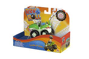 Игровая фигурка Rev & Roll Power-Up Краш (EU881240), фото 3
