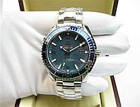 OMEGA SEAMASTER PROFESSIANAL 600MM 45MM SILVER/NAVI BLUE. Реплика: AAA, фото 1