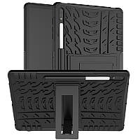 Чехол Armor Case для Samsung Galaxy Tab S7 Plus 12.4 T970 / T975 Black