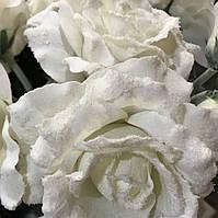 Цветок искуственный роза Sia, фото 1
