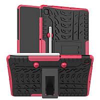 Чохол Armor Case для Samsung Galaxy Tab S6 Lite 10.4 P610 / P615 Rose