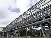 Резаный монолитный поликарбонат Palsun 3мм куски 1523*2050мм Прозрачный, фото 3