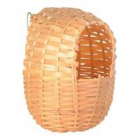 Гнездо для птиц плетеное Trixie , 15*11 см