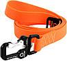 42124 Collar Evolutor Міцний поводок для собак помаранчевий, 210см\25мм