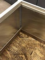 Корпус Дадан 10 рамок (300мм.) Комбі-ЕППС + дерево + метал, зібраний, фото 2