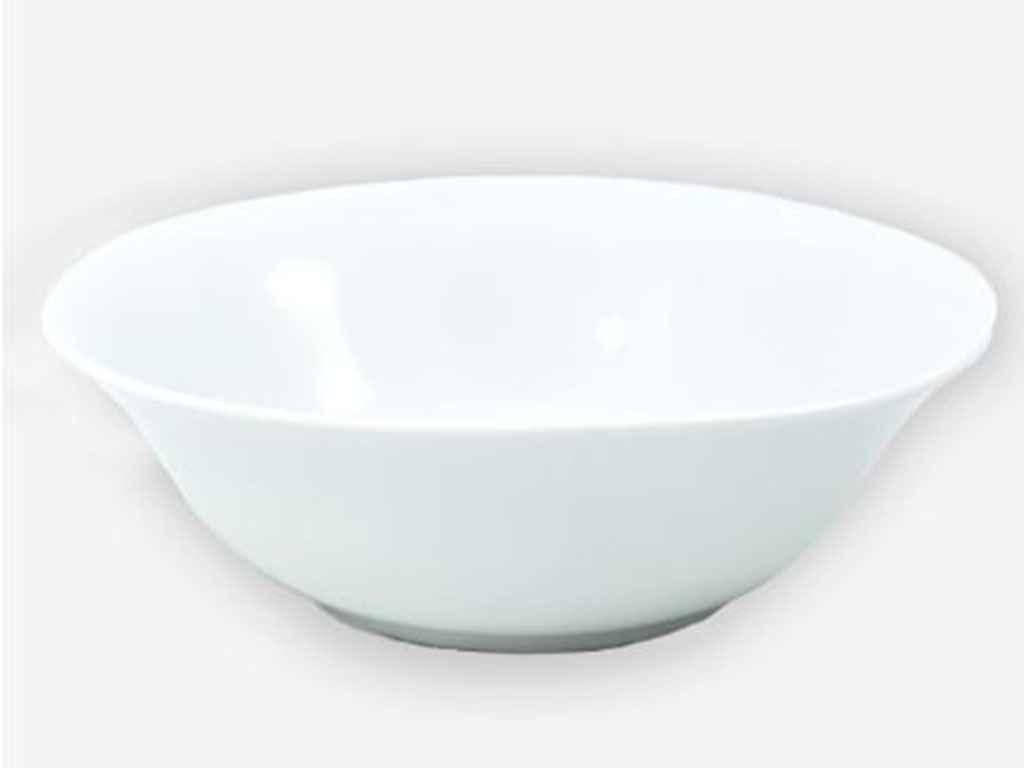 Салатник ДФЗ Белый 680 мл (08933)