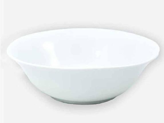 Салатник ДФЗ Белый 680 мл (08933), фото 2
