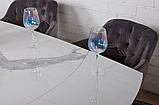 Стол обеденный COVENTRY керамика белый 130/200*89.5 Nicolas (бесплатная доставка), фото 8