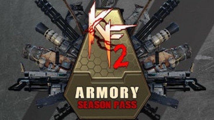 Killing Floor 2 - Armory Season Pass ключ активації ПК