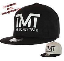 Чоловіча молодіжна модний і стильний кепка реперка блайзер прямий козирок Snapback TMT MONEY TEAM