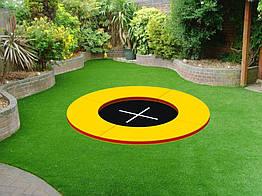 Грунтовой батут KIDIGO Circle  1,6х1,6